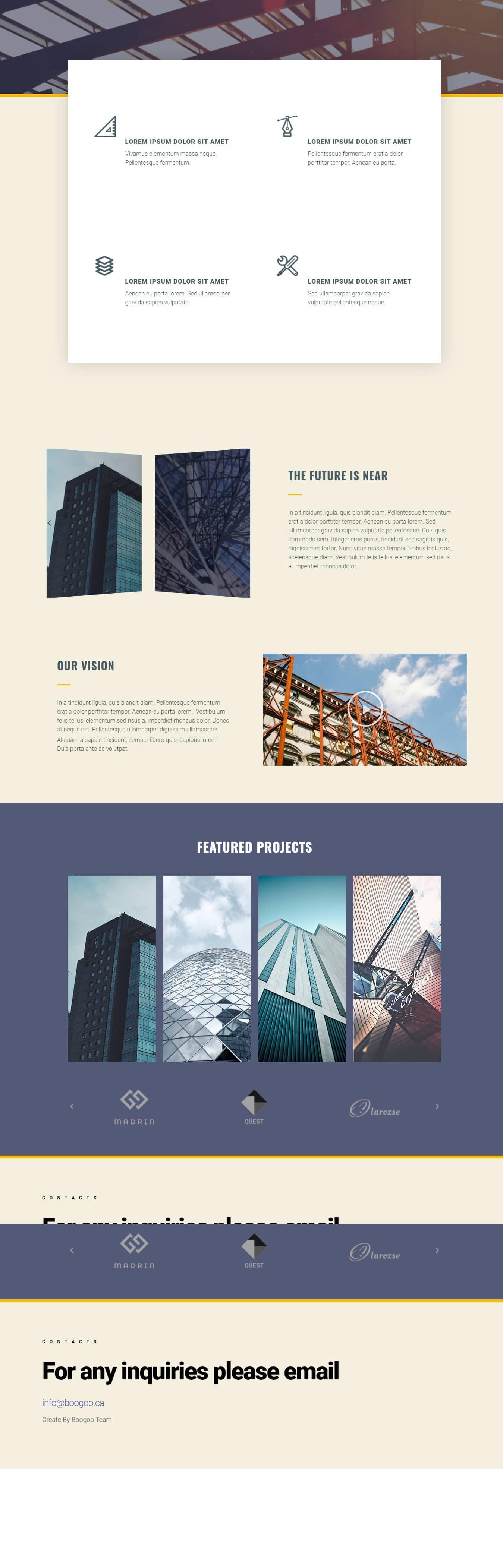 加拿大建筑类网站